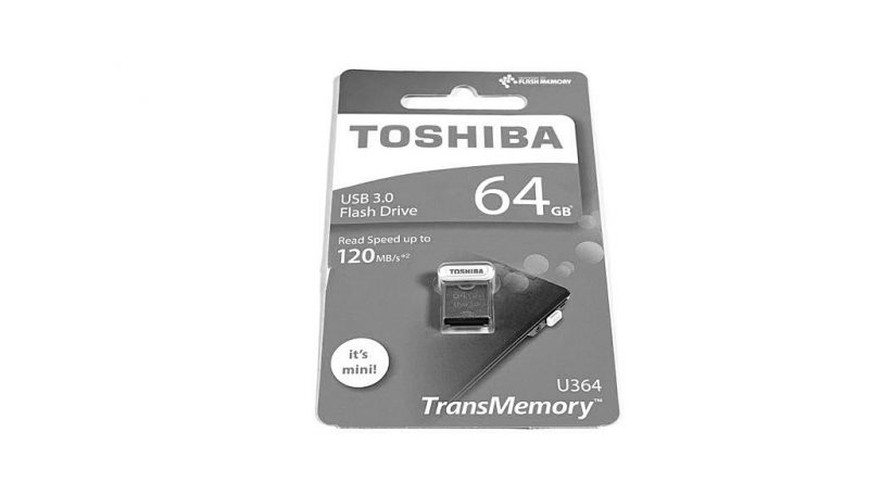 Toshiba TransMemory U364