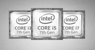 Bild Intel: Intel Core i7-7820HK im Test