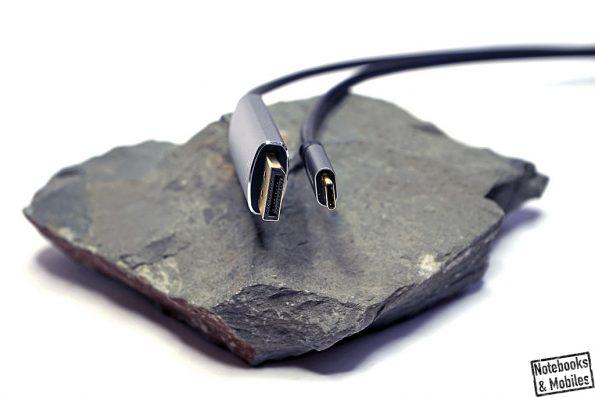 Inateck USB-C-zu-DisplayPort-Kabel