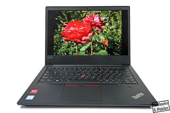 Lenovo ThinkPad E580 mit Lenovo SSD