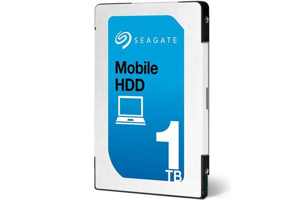 Bild Seagate: Seagate Mobile HDD 1 TB (ST1000LM035)