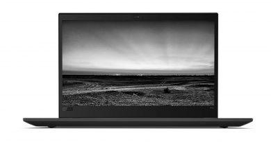 Bild Lenovo: Lenovo ThinkPad P52s