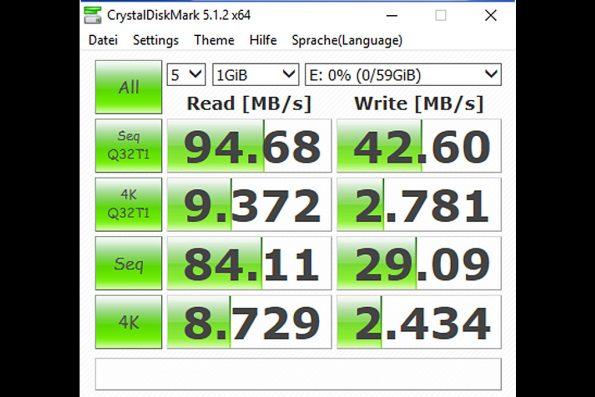 Sandisk Ultra MicroSDXC A1 64 GB
