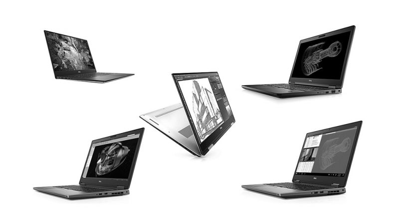 Bild Dell: Dell Workstations 2018