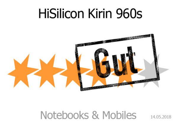 HiSilicon Kirin 960s