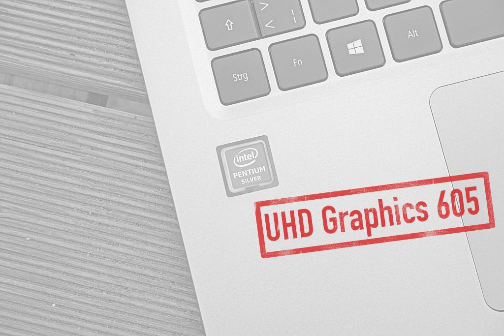 intel uhd graphics 605 laptop im test notebooks und. Black Bedroom Furniture Sets. Home Design Ideas
