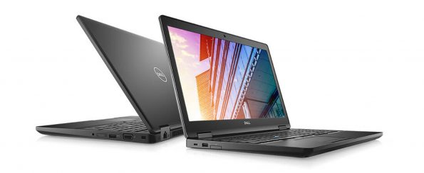 Bild Dell: Intel Core i5-8400H im Dell Latitude 5591