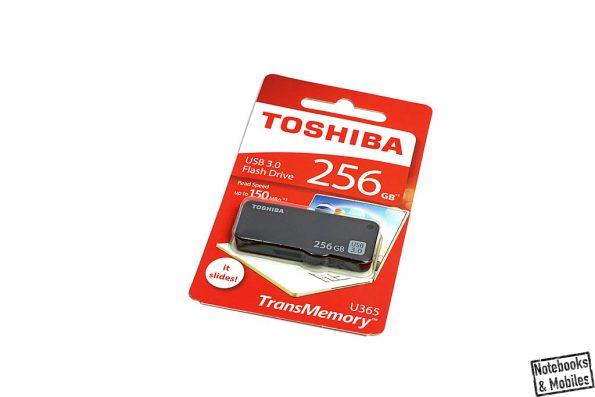 Toshiba TransMemory U365