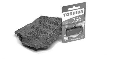 Toshiba TransMemory U365 USB-Stick