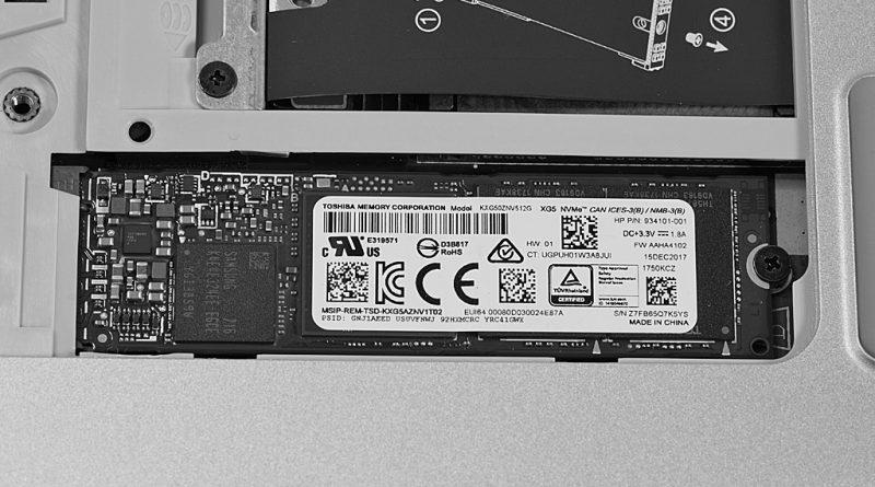 Toshiba XG5 1 TB