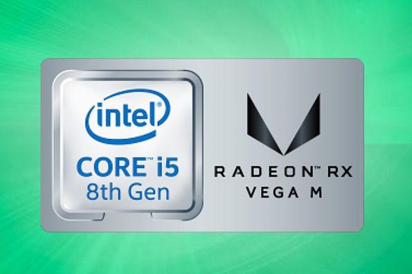 Bild Intel: AMD Radeon RX Vega M GL 870