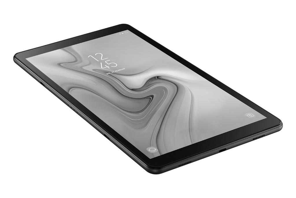 Samsung Galaxy Tab A 105 2018 Im Test Notebooks Und Mobiles