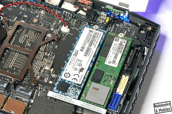 Intel NUC NUC8i7HNK Hades Canyon