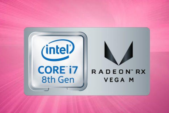 Bild Intel: Intel Core i7-8705G