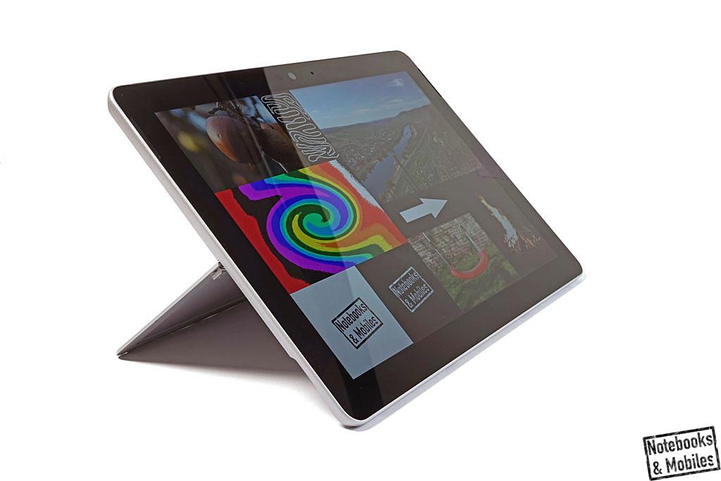 microsoft surface go 2018 tablet im test notebooks und. Black Bedroom Furniture Sets. Home Design Ideas