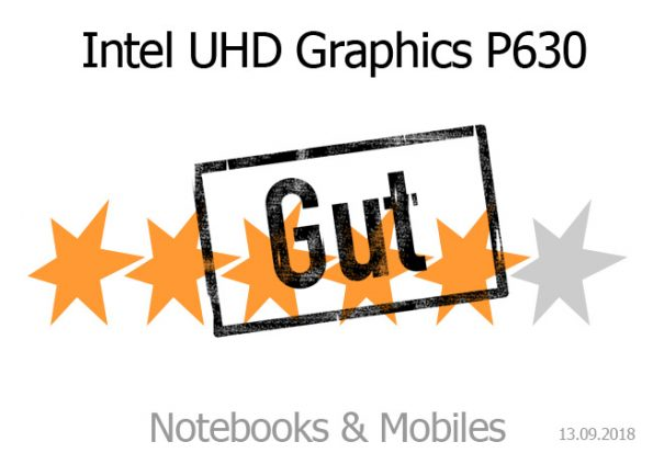 Intel UHD Graphics P630
