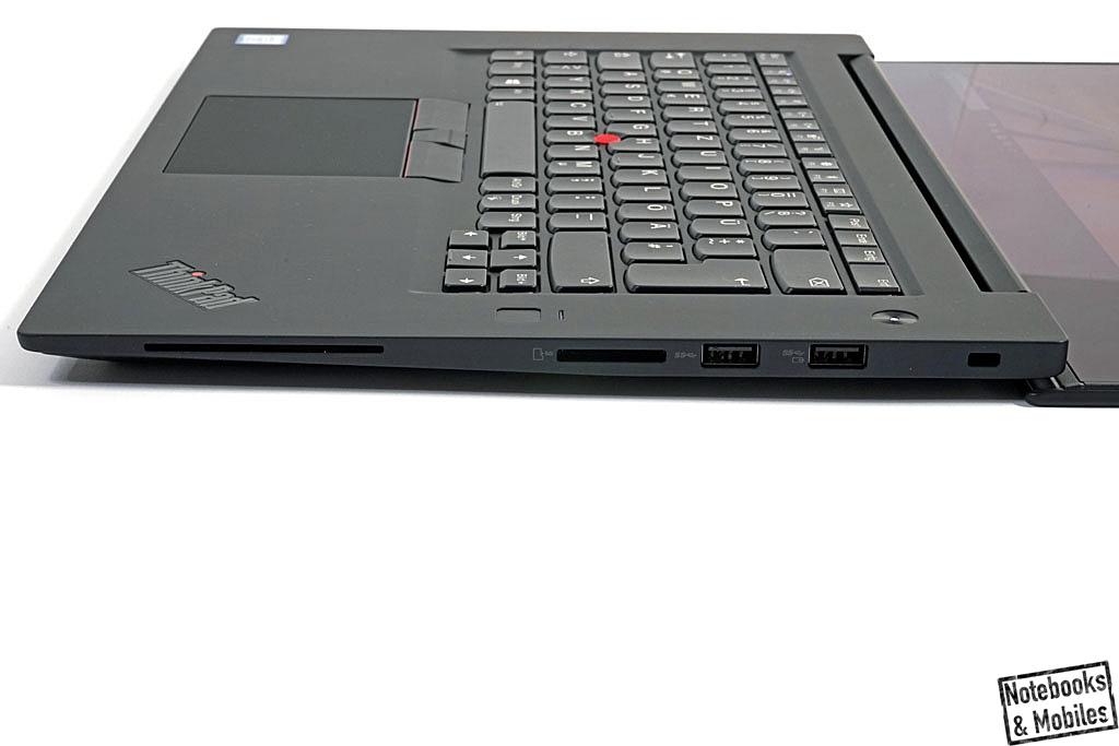 Lenovo ThinkPad P1 (Quadro P2000) im Test - Notebooks und