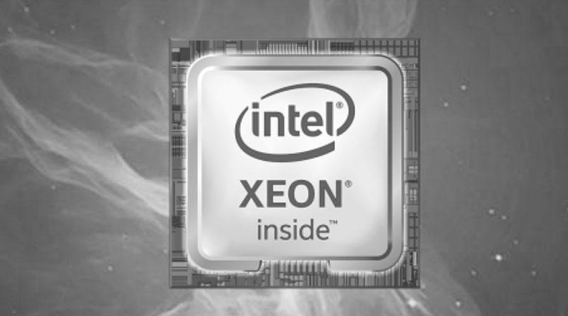 Bild Intel: Intel Xeon E-2176M