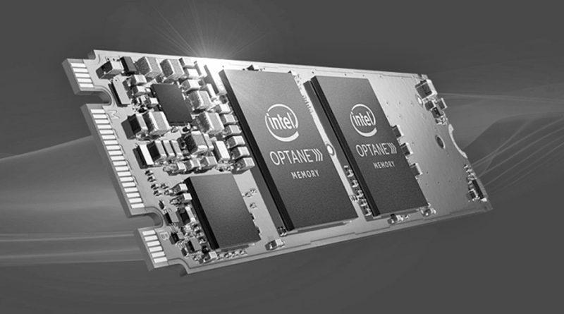 Bild Intel: Intel Optane 16 GB