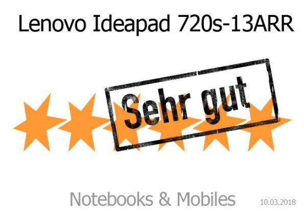 Lenovo IdeaPad 720 13-ARR