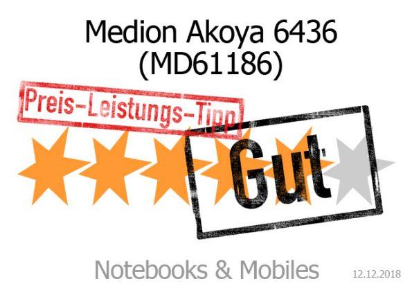 Medion Akoya E6436
