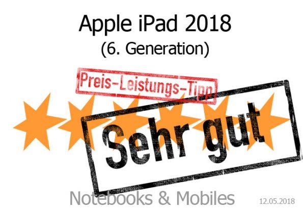 "Apple iPad 9,7"" 2018"