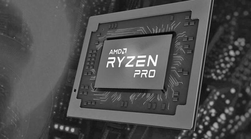Bild AMD: AMD Ryzen 7 Pro 2700U