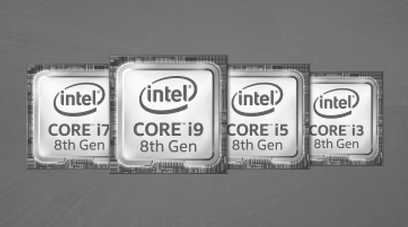 Bild Intel: Intel Core i3-8145U