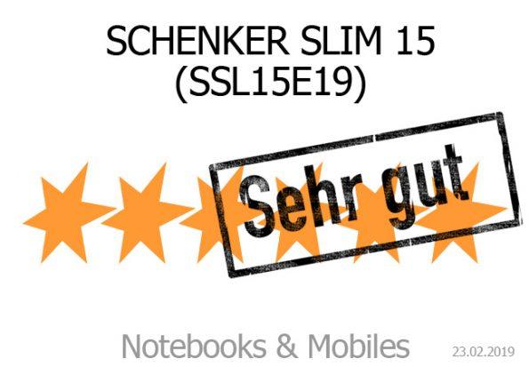 Schenker Slim 15