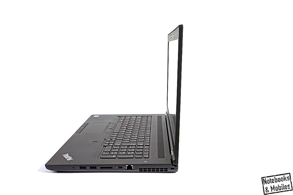 Lenovo ThinkPad P72 (Quadro P4200) im Test - Notebooks und