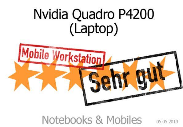 Nvidia Quadro P4200