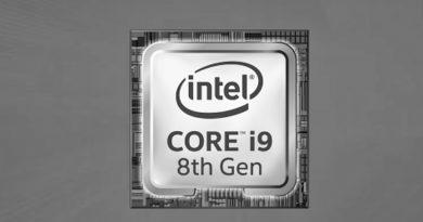 Bild Intel: Intel Core i9-8950HK