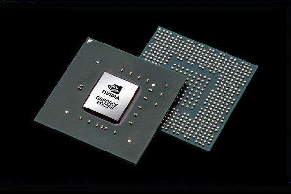 Bild Nvidia: Nvidia Geforce MX 250 im Test.