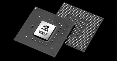 Bild Nvidia: Nvidia Geforce MX 250