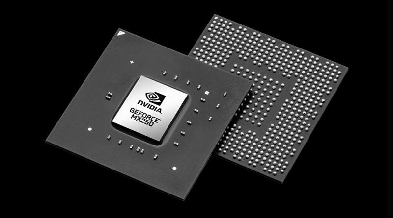 Bild Nvidia: Nvidia Geforce MX 250
