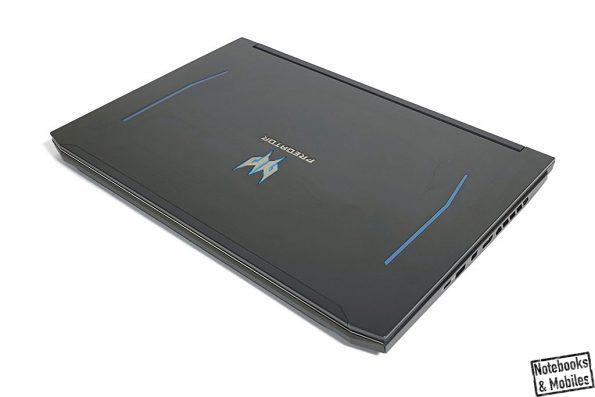 Acer Predator Helios 300 mit Nvidia Geforce RTX 2060