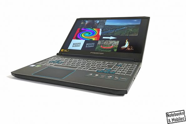 Intel Core i7-9750H im Acer Predator Helios 300