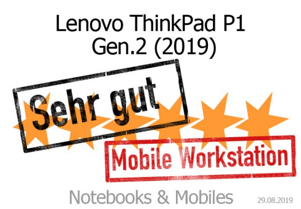 Lenovo ThinkPad P1 Gen.2