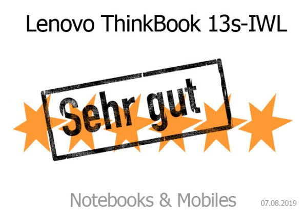 Lenovo ThinkBook 13s