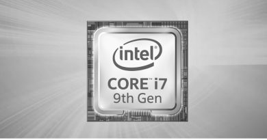 Bild Intel: Intel Core i7-9750H