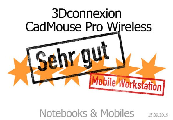 CADMouse Pro Wireless.