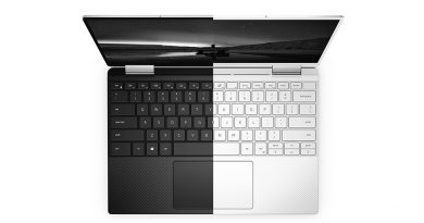 Ice Lake im Dell XPS 13 7390 2-in-1 Convertible