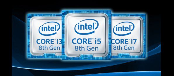 Bild Intel: Intel Core i5-8257U