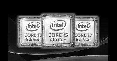 Bild Intel: Intel Core i5-8257U