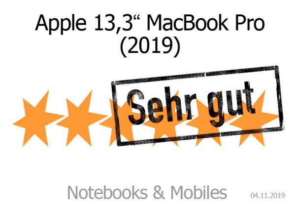 """Apple 13,3"""" MacBook Pro 2019"""
