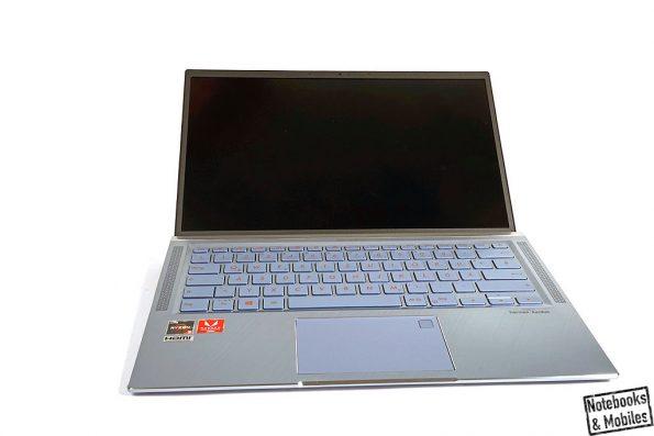 Asus ZenBook UM431DA mit SK Hynix BC501 SSD