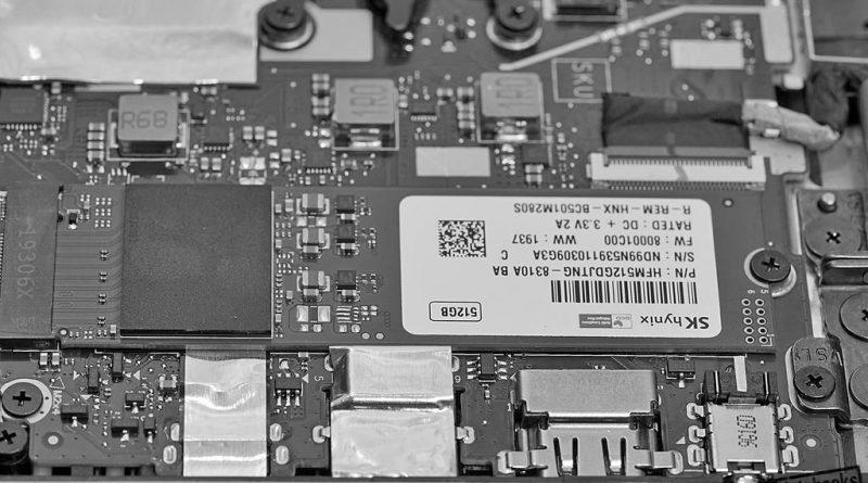 SK Hynix BC501 SSD