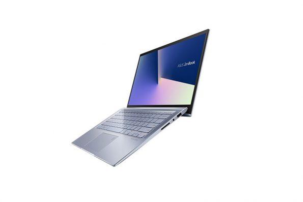 Bild Asus: Asus ZenBook 14 UM431DA mit AMD Ryzen 5 3500U.