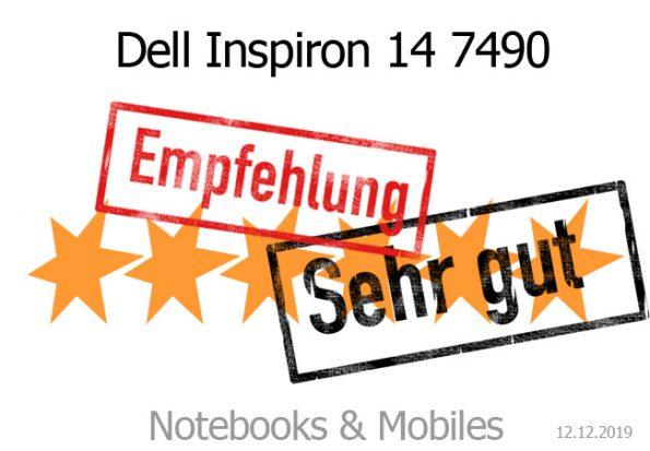 Dell Inspiron 14 7490
