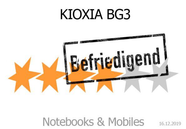 KIOXIA BG3